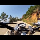 Ride dans l'ésterel BrownSugar Pure motorcycles