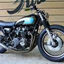 Honda 550 four project #11 : Belharra