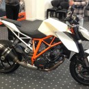 La KTM 1290 Super Duke proche de la production !