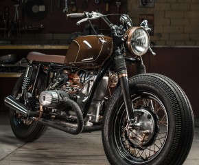 Ural 650 by Dozer Garage