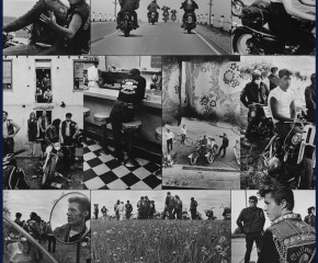 Galerie de l'article Danny Lyon The Bikeriders