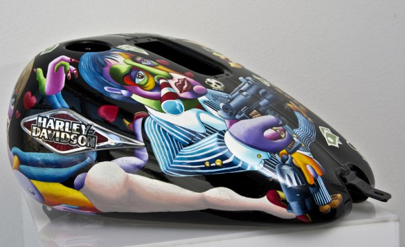 image pour [Concours Artistique] Art of Custom by Harley Davidson