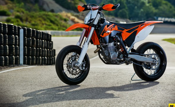 Amp Supermoto Kit Ktm Enduro Specs