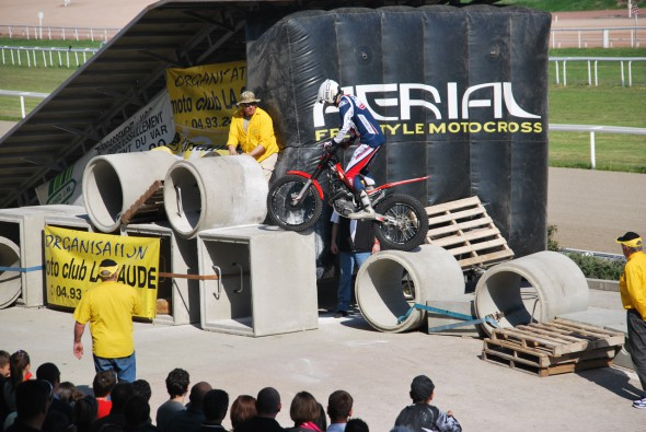 Trial moto club La Gaude